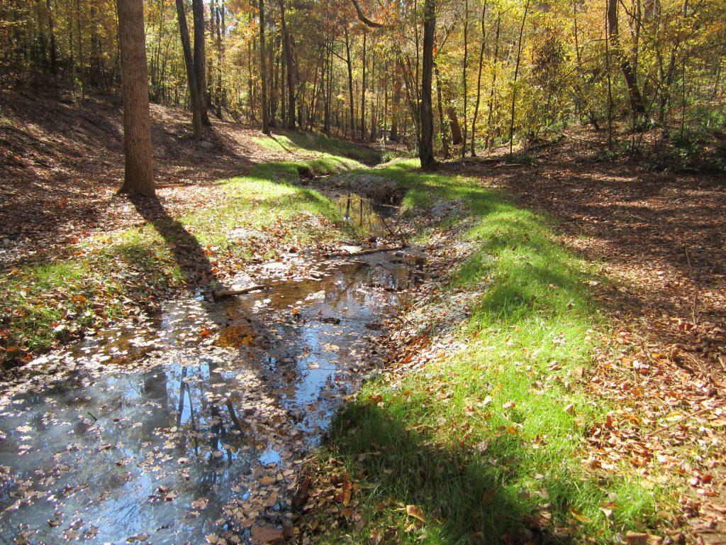 Heritage Park Mitigation Bank - Watkinsville, GA